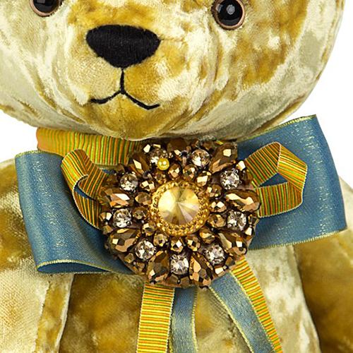 Медведь BernART золотой