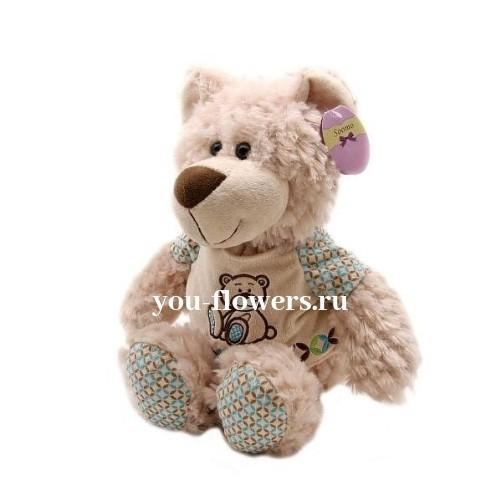 Мягкая игрушка «Мишка Ингемар», 30 см